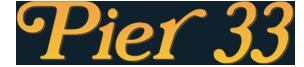 pier33.com logo
